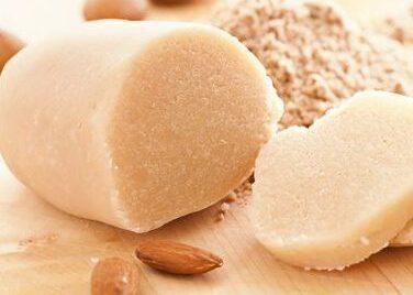 anteprima pasta di mandorle dolcelinea ingredienti