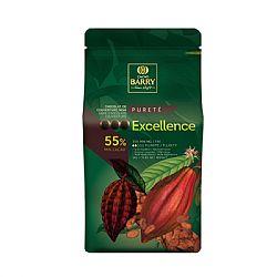 excellence cacao copertura fondente barry per dolcelinea