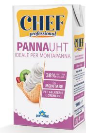 PANNA UHT CHEF 38% per dolcelinea