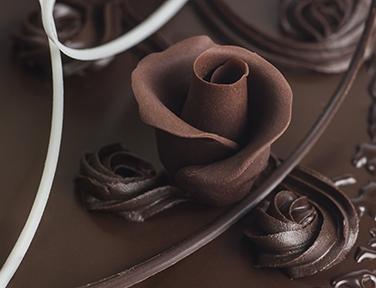 cioccolato plastico gelateria dolcelinea
