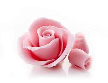 decorazioni fiori gelateria dolcelinea