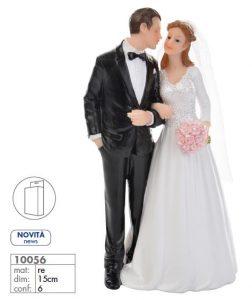 statuina ricorrenze matrimonio dolcelinea