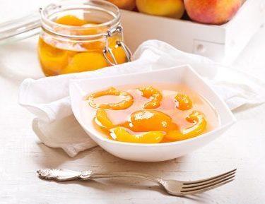 anteprima frutta sciroppata dolcelinea ingredienti