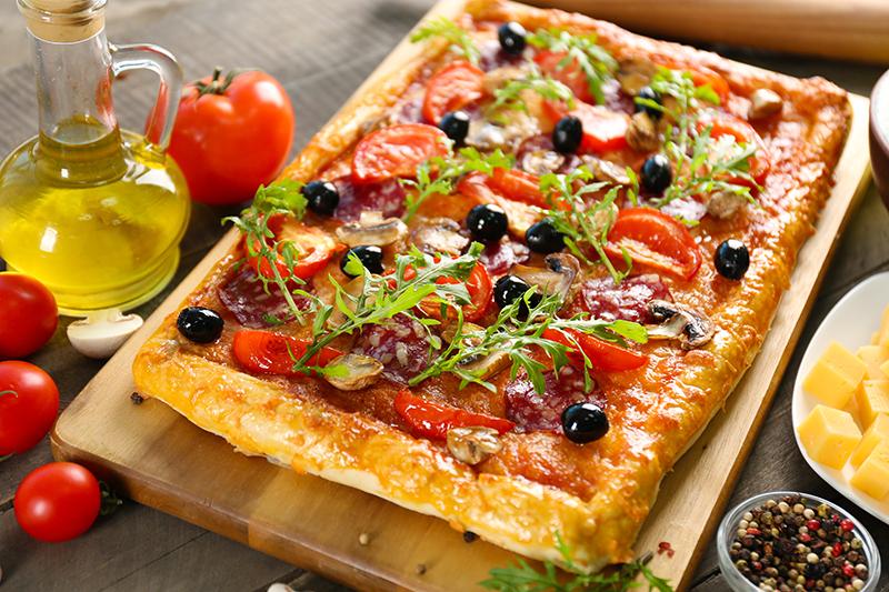 dolcelinea ingredienti salato pizza