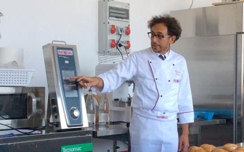 simone zara per dimostrazione laboratorio dolcelinea