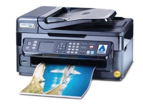 stampa su ostia stampante canon