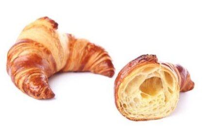 croissant vuoto curvo